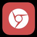 Alt, Chrome, Google, Metroui icon