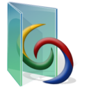 google,desktop,folder icon