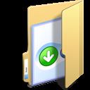 folder, bt, bittorrent icon