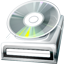 disk, disc, drive, cd, save icon