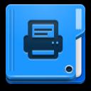 Places folder print icon