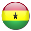ghana,flag,country icon