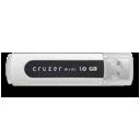1gb, Cruzer, Mini icon