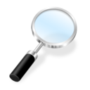 search,find,zoom icon