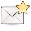 gnome, stock, message, new, mail, envelop, email, letter icon