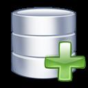 Add, Database icon