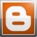 social, blogger, social network icon