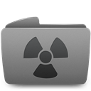 Burnable, Folder icon