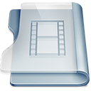 read, movie, film, book, video, reading, graphite icon