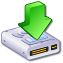 Hard Drive Downloads 4 icon