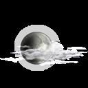 Cloudy Nighttime icon