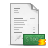 invoice, bill icon