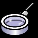 seek, zoom, find, search icon
