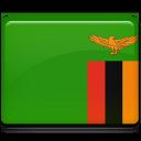 Zambia Flag icon