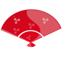 fan,red icon