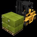 Boxes, Cargo icon