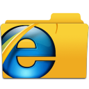 ie, browser icon