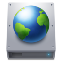 Disk HDD Web icon