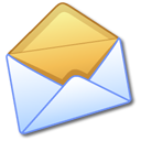 letter, email, envelop, envelope, mail, message icon
