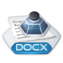 Office word docx icon