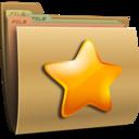 star,folder icon