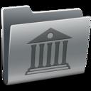 library,folder icon