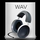 File Types WAV icon