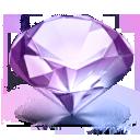 artdesigner, lv, diamond icon
