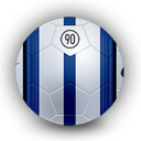 side, sport, epl, soccer, football, aerow icon