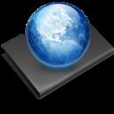 black,alternate,site icon