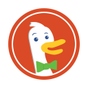 web, search, engine, business, optimization, internet, duckduckgo icon