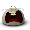 cry,emot,face icon