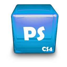 adobe, cs, ps, photoshop icon