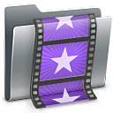 video, folder, film, movie icon