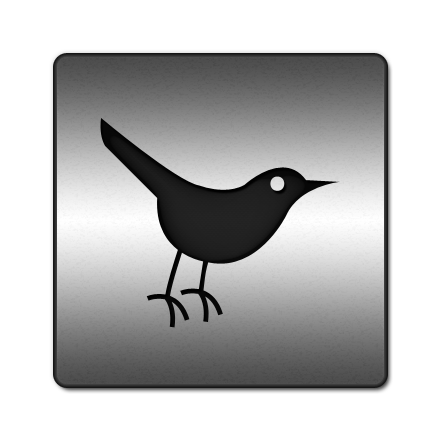 social, animal, sn, social network, bird, twitter icon