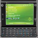 mobile device, windows mobile, htc advantage, laptop icon
