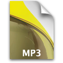 sb document secondary audio mp3 icon
