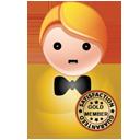 golden, member icon