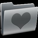 heart,folder,valentine icon