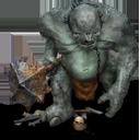 troll, bonus, cave icon