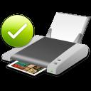 Default printer icon