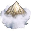 taranaki, mount icon