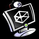 K screensaver icon