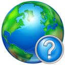 Help, World icon