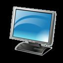 monitor, screen, computer, lcd icon
