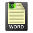 word,doc icon