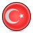 turkey, flag icon