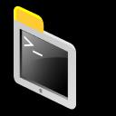 terminal, apple icon