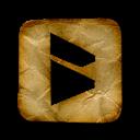 square, blogmarks, logo icon