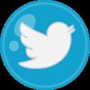 twitter, social, media icon